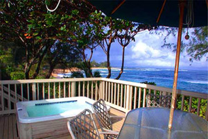 Haena Kauai Vacation Rental Home for Rent in Hawaii